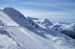 Les Mélèzes Skiset